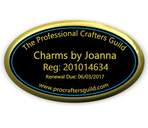 PCG Sapphire - Charms by Joanna - Large [98929]